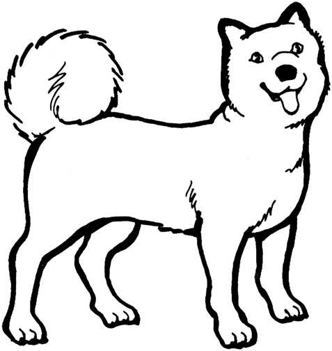 Dogs Black And White Clipart Dog Graphics Black White Dogs
