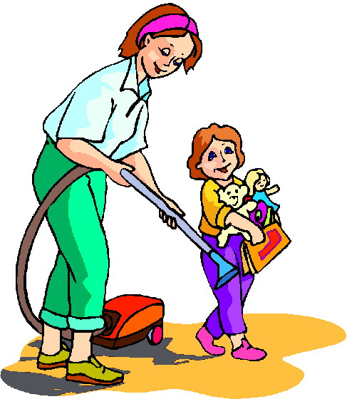 Children helping others clipart