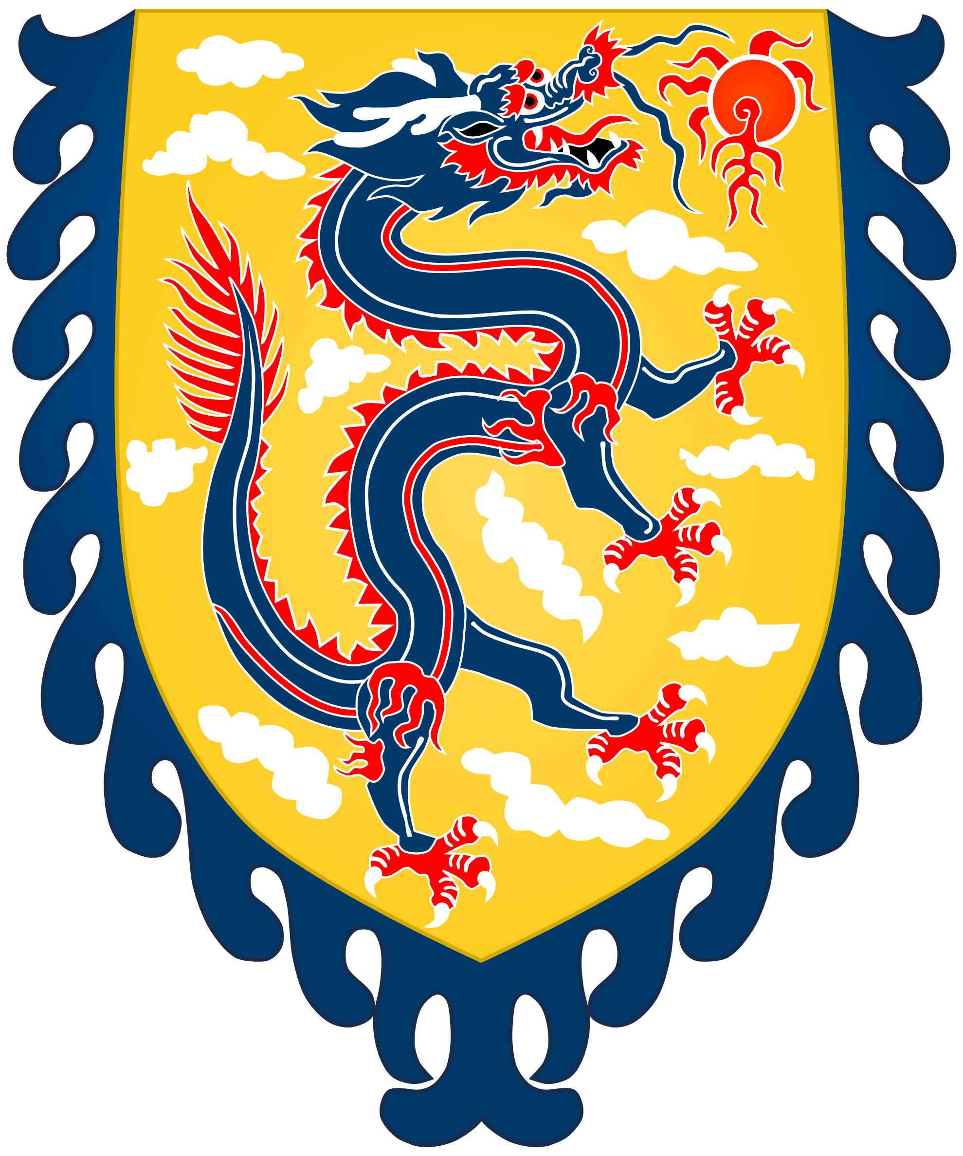 Chinese Dragon Clipart - ClipArt Best