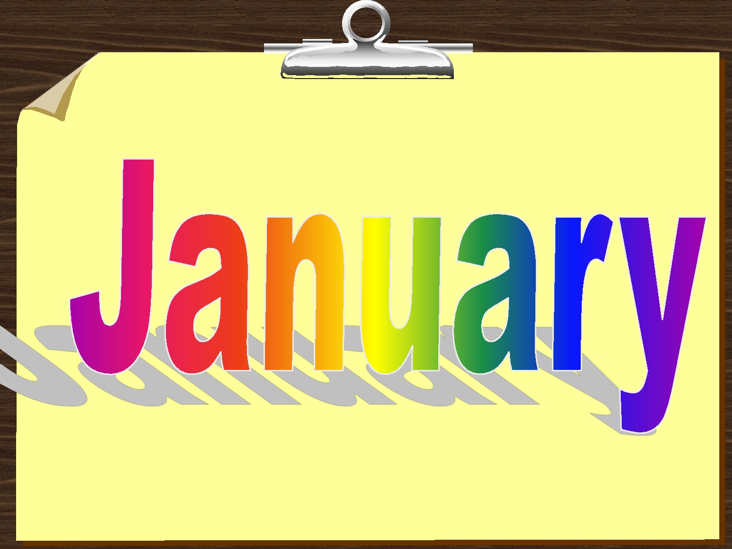 Months of the Year - ClipArt Best - ClipArt Best