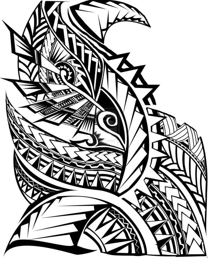 Samoan Art Designs : Samoan design pattern clipart best