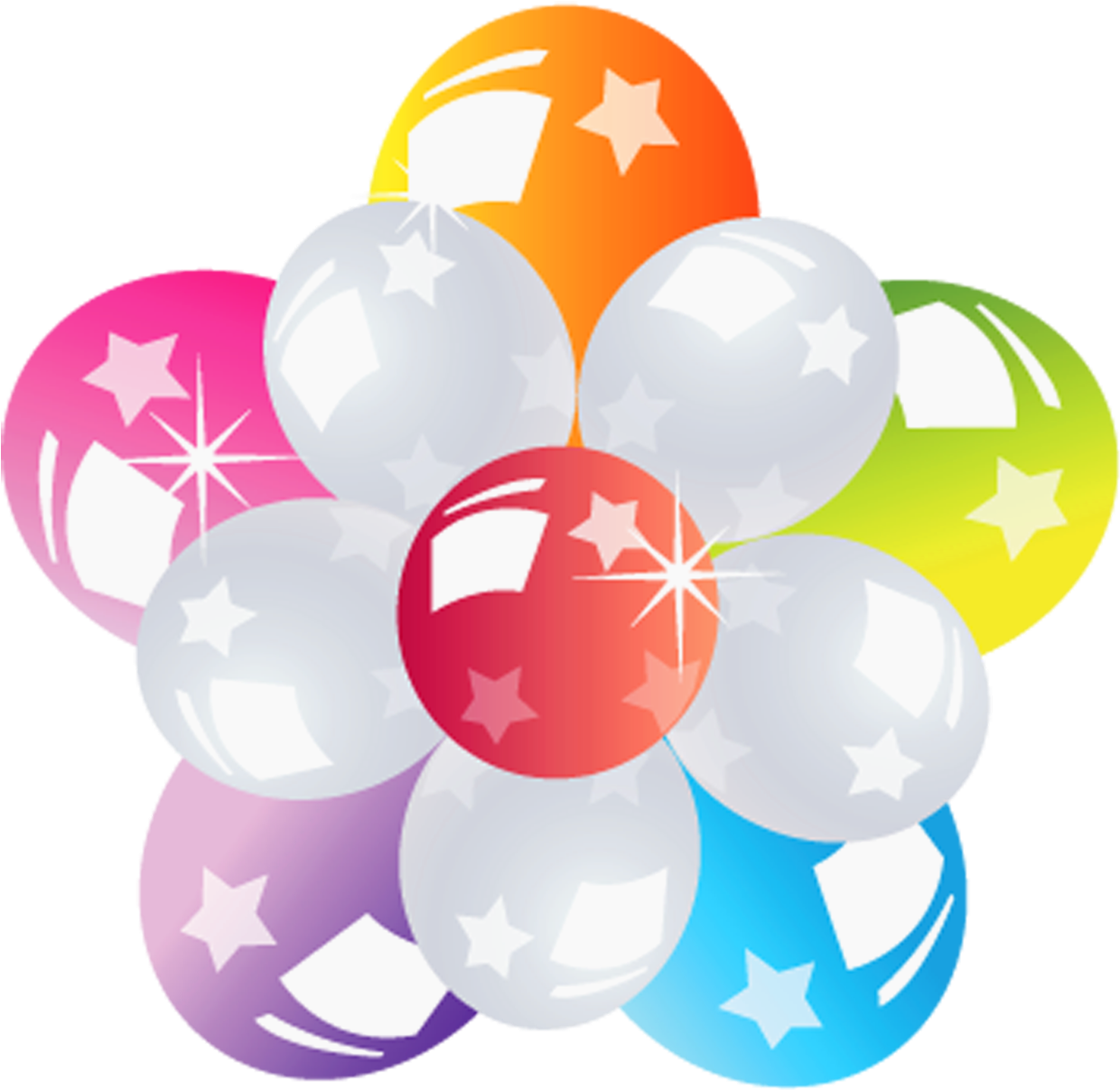 clipart balloons png - photo #44