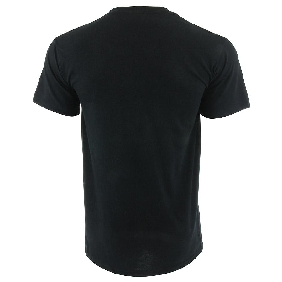 blank black tshirt template clipart best
