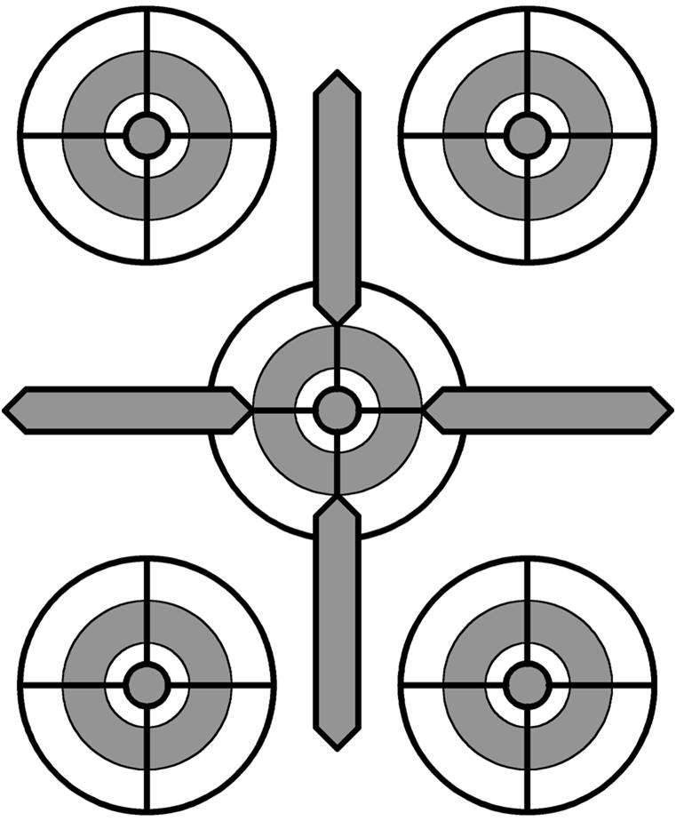 30 printable gun targets . Free cliparts that you can download to you ...