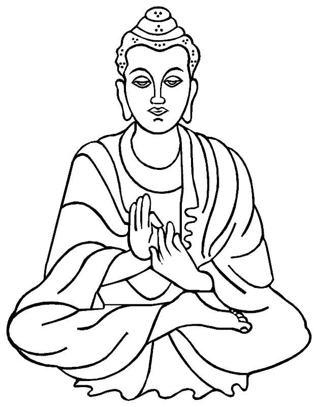 Buddha Drawings