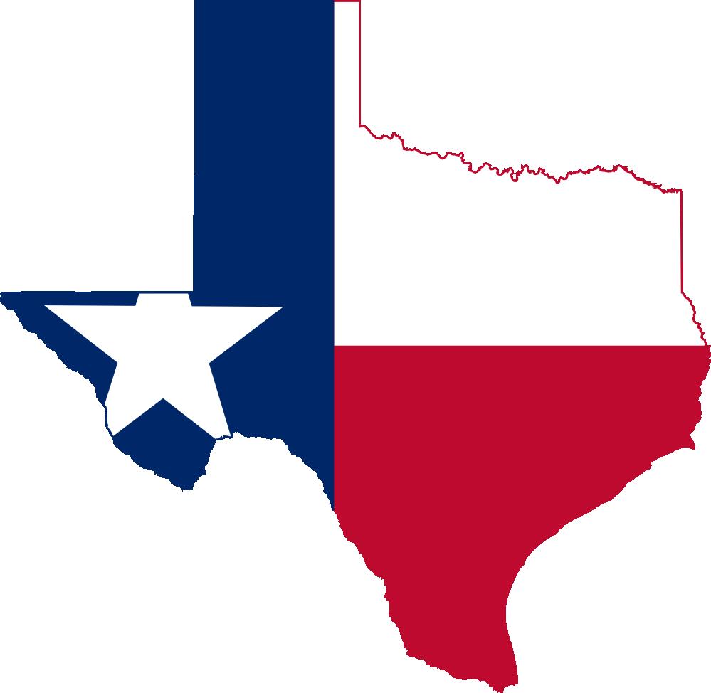 State of Texas Vector Logo Texas Clipart