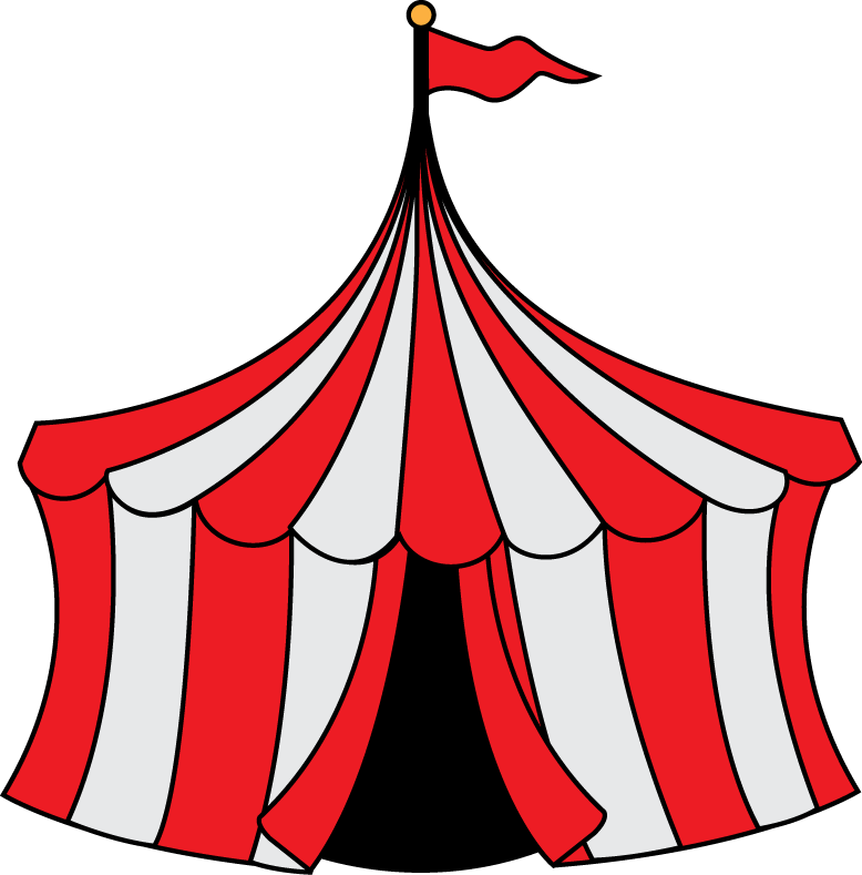 Circus Tent Clip Art - ClipArt Best