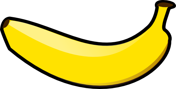 Bananas Clip Art Vector Free For Download