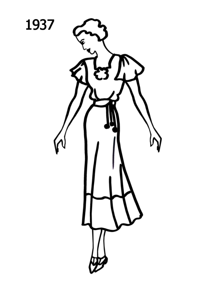 Line Art Fashion : Line drawings of women clipart best
