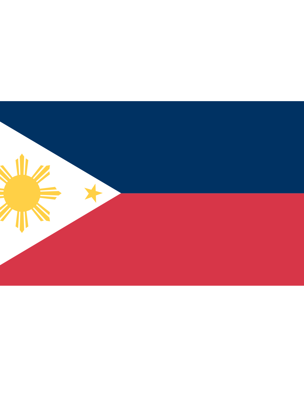 clip art philippine flag - photo #15