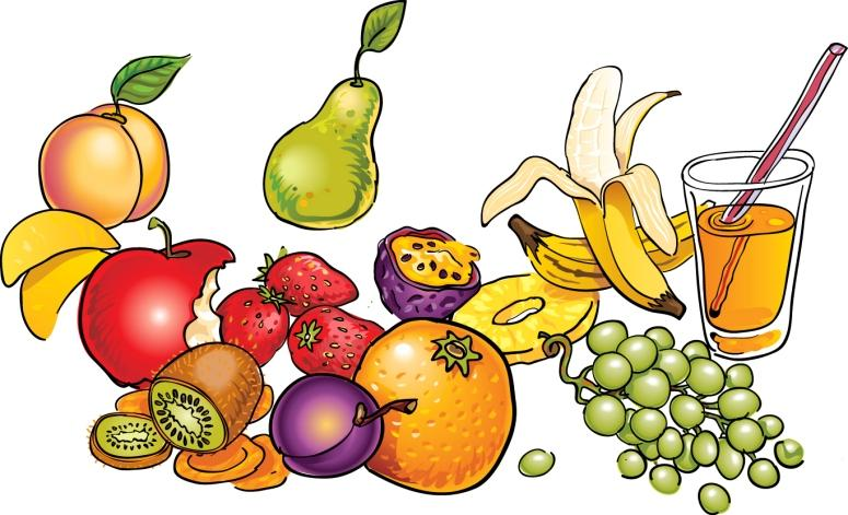 Healthy Food Clip Art - ClipArt Best