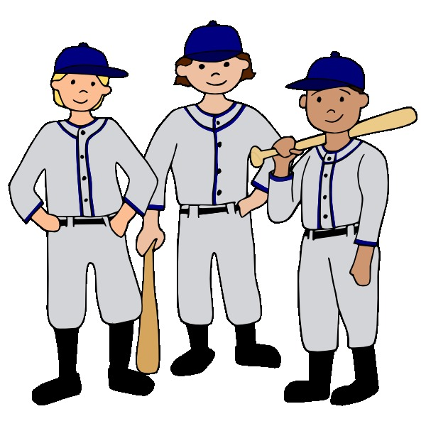 Baseball Team Clipart - ClipArt Best - ClipArt Best