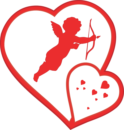 Valentine Cupid Clipart Free - ClipArt Best