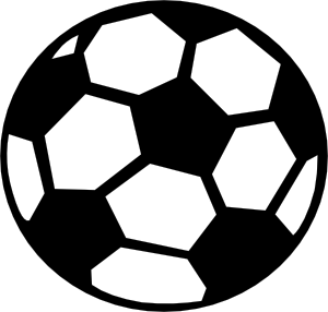 image relating to Soccer Ball Printable identified as Printable Football Ball Clipart at Dynamic pickaxe 2019