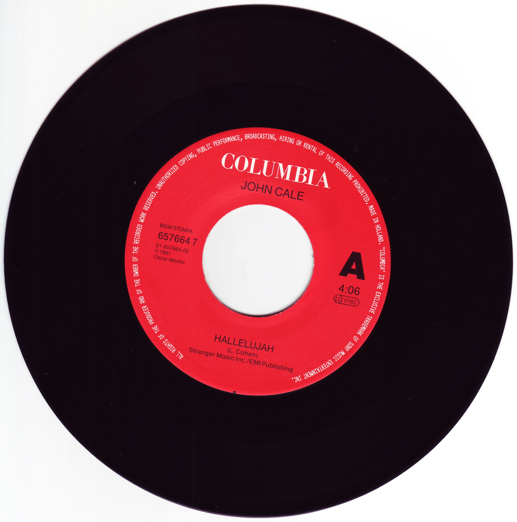 Cohen Hallelujah 45 RPM Vinyl Record   ClipArt Best  ClipArt Best