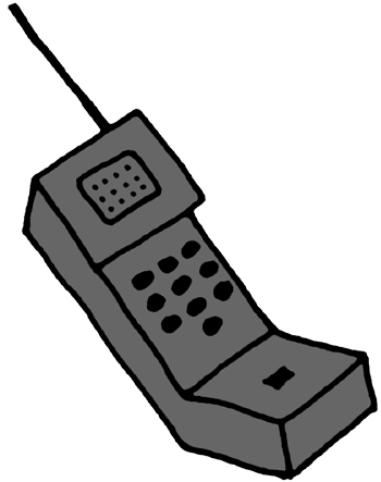 Phone Png - ClipArt BestOld Cell Phone Clip Art