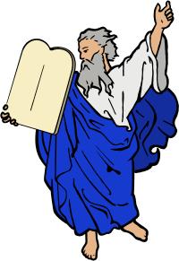 Moses Clip Art - ClipArt Best
