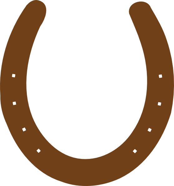 Double Horseshoe Clipart - Free Clipart Images