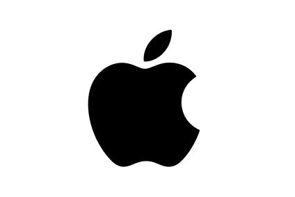 Black Apple Logo Transparent Background - ClipArt Best