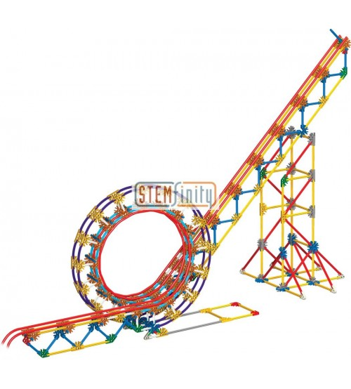 Roller Coaster Physics Camp | KNEX | STEMfinity
