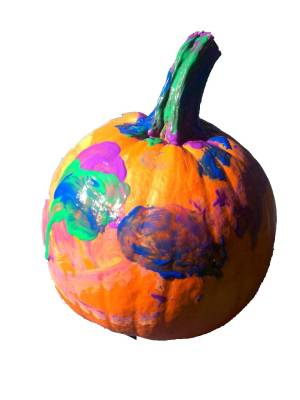 Painted Halloween Pumpkin Faces - ClipArt Best