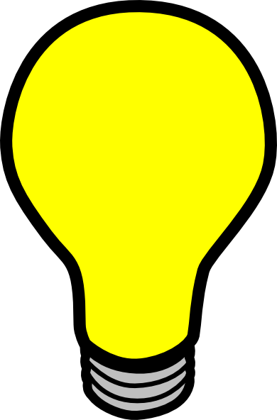 Light Bulb Animation - ClipArt Best