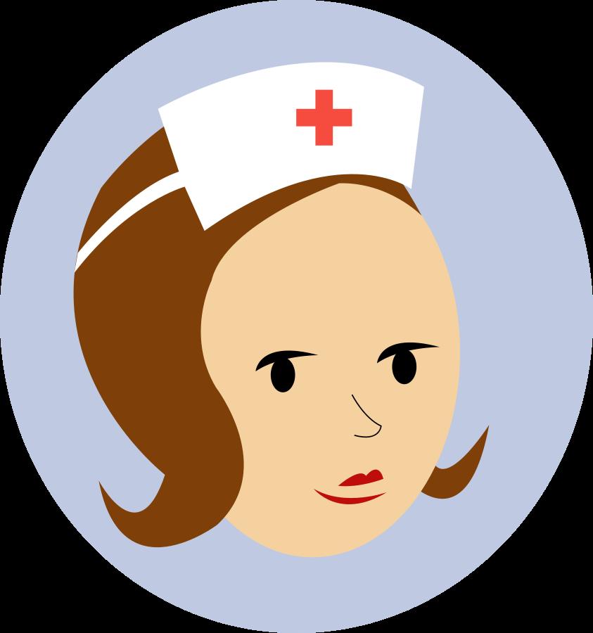 Clip Art Free School Nurse Nurse Clipart Vector Clip Art