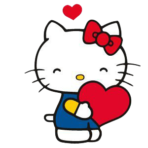 Hello Kitty Png Clipart Best