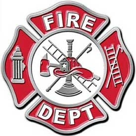 Fire Dept Clipart Free