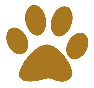 Logo Dog Paw Print - ClipArt Best