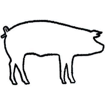 Clipart Cow Face