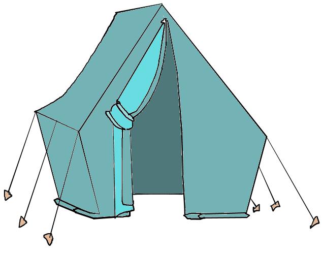 Clipart Tent - ClipArt Best - 40.6KB