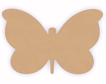 Butterfly Printable Cutouts - ClipArt Best