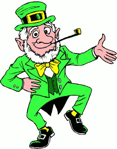 free animated irish clip art - photo #30