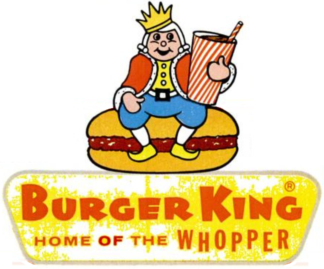 clip art burger king - photo #1