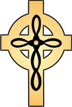 Cross With Wedding Rings Clipart - ClipArt Best