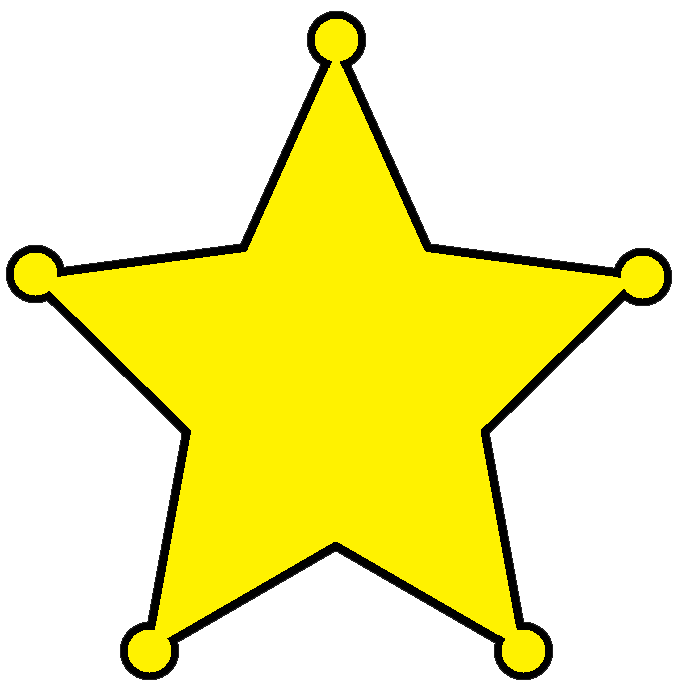 Western Star Clip Art - ClipArt Best