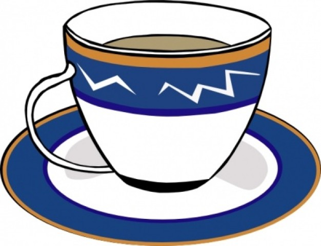 Cup Drink Coffee clip art | Download free Vector