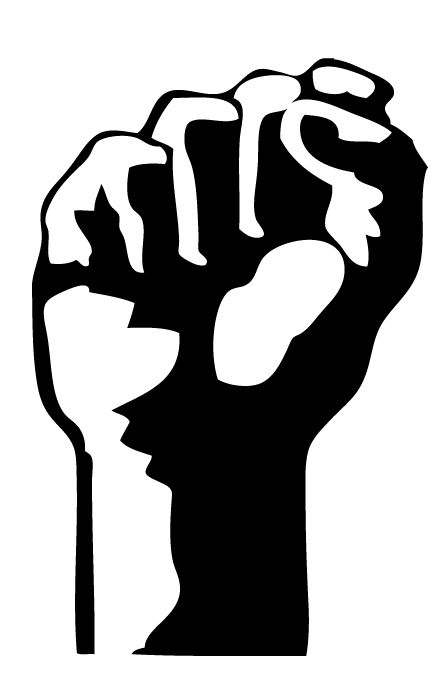 Black Power Fist Image - ClipArt Best