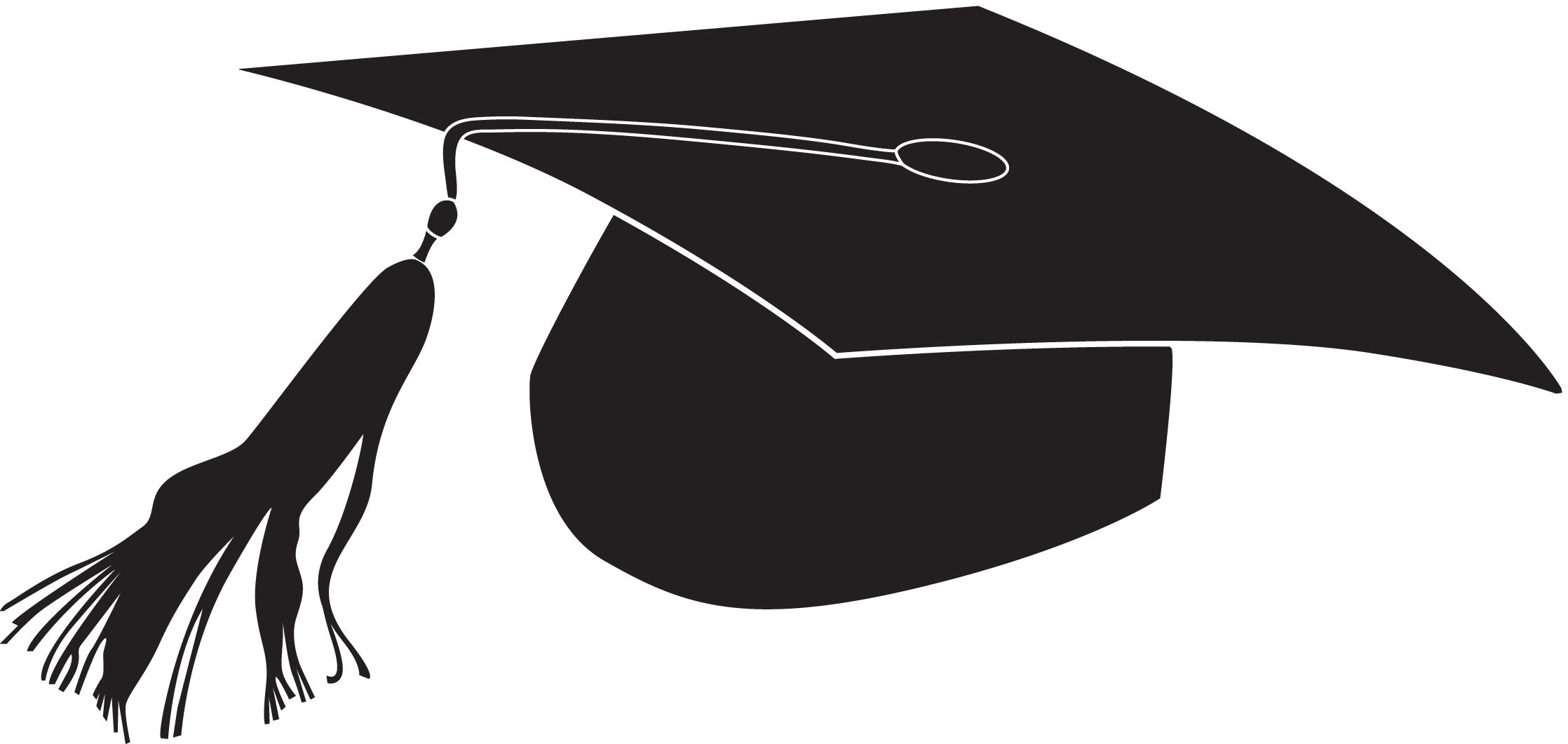 clipart graduation hat vector - photo #15