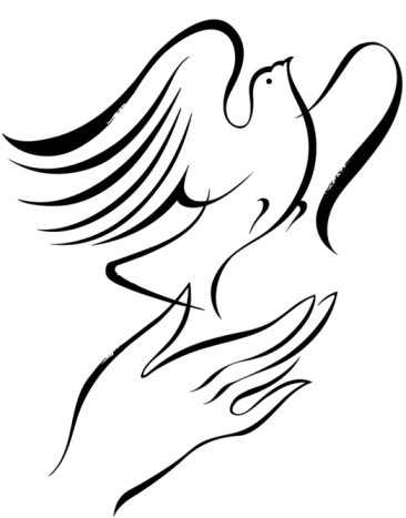 Dove Bird Sketches - ClipArt Best
