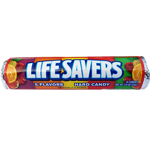 Life Savers 5 Flavors Candy Rolls 20 Packs - Candy Bars & Checkout ...