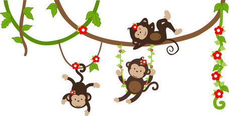 japanese wallpaper cartoon monkey - photo #14