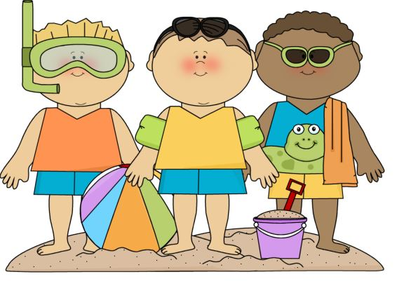 Summer Picture For Kids - ClipArt Best