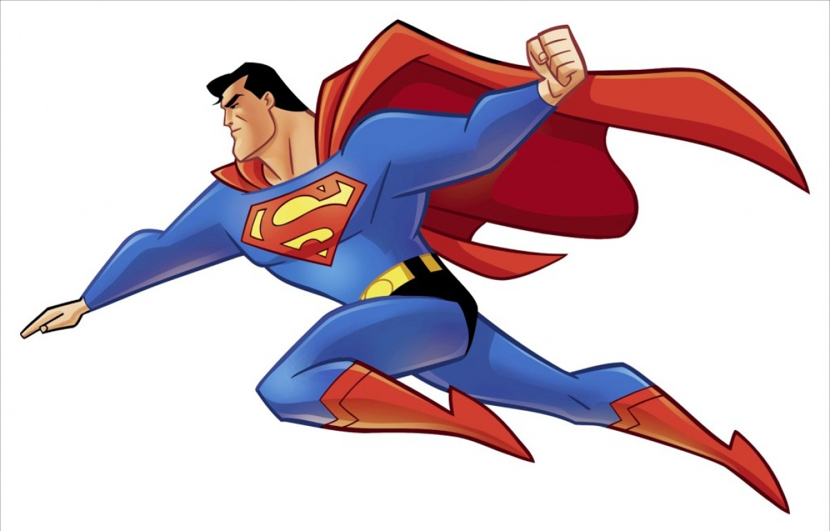 Superman And Friends Clipart - ClipArt Best