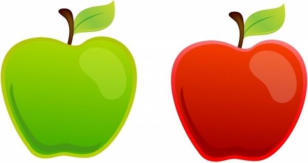 Vector Apple Clipart Best