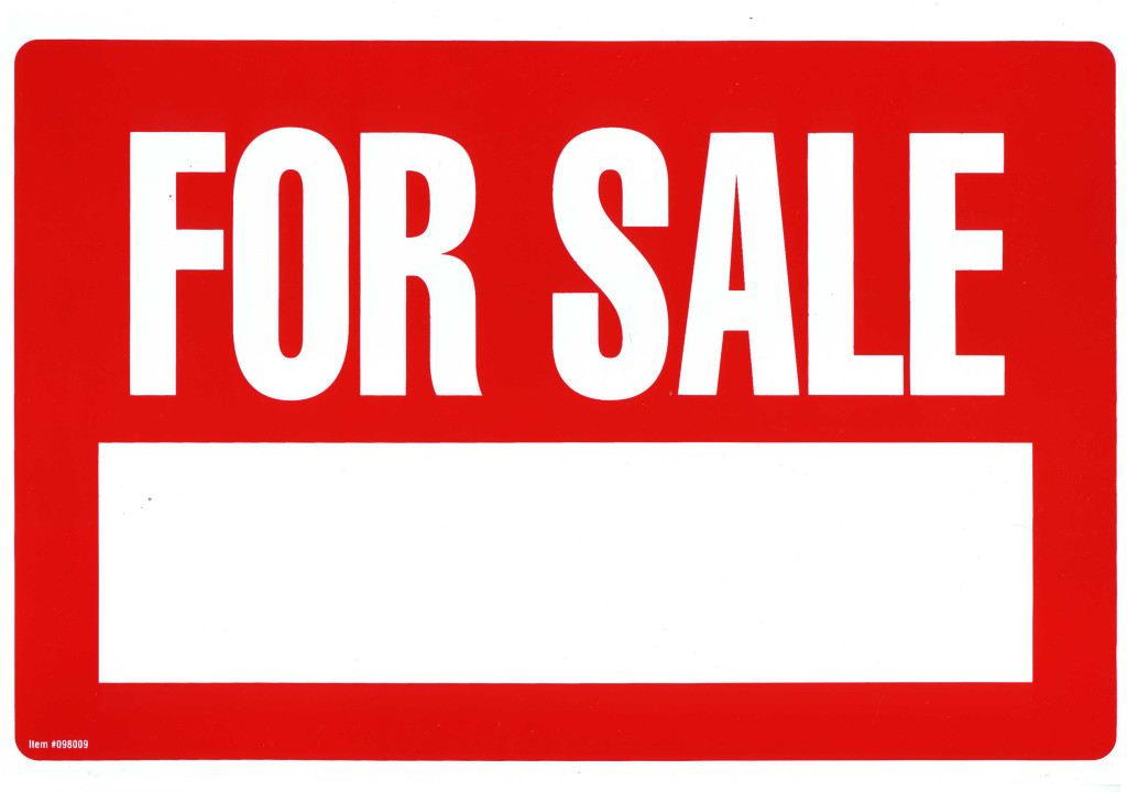 Insane image regarding for sale sign printable