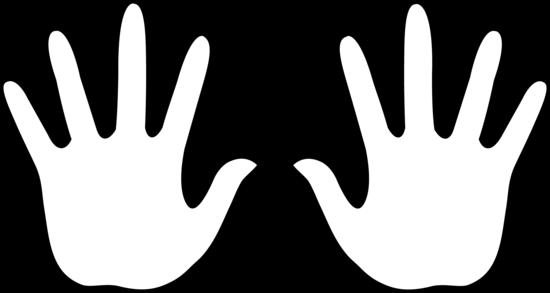 Love hands together clip art
