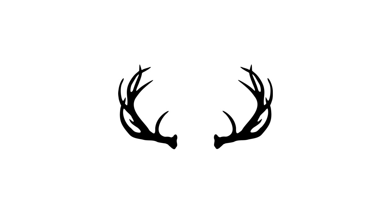 Stag Antlers - ClipArt Best
