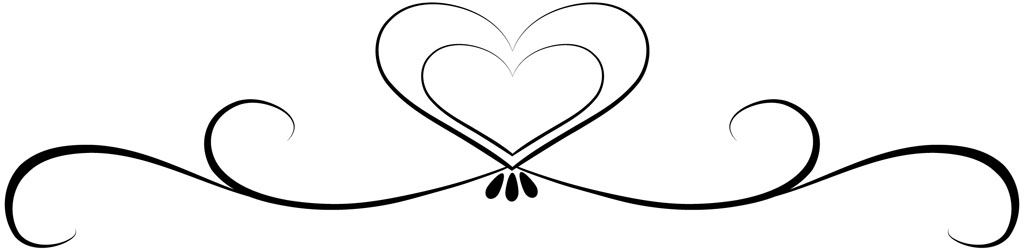 Wedding Hearts Boarders